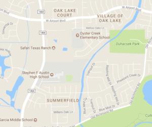 AHS Map - FBISD
