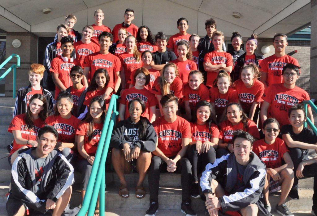 2017 AHS Varsity Bulldogs - Swim