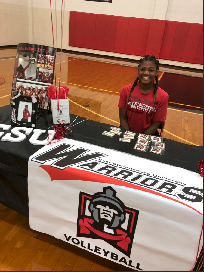 Caylinn Davis – East Stroudsburg University Commit 2018